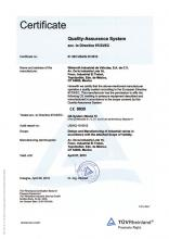 Certificado PED